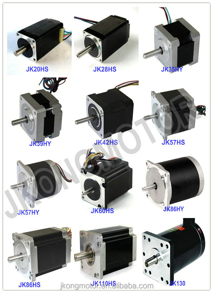 42mm NEMA 17 3d printer motor and robot with CE and ROHS certification