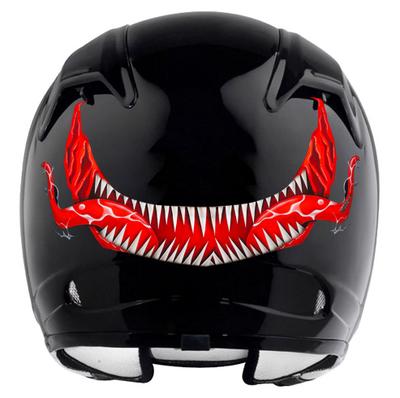 Customized Vinyl Motorcycle Helmet StickerPersonalized Motorcycle - Motorcycle helmet designs stickers