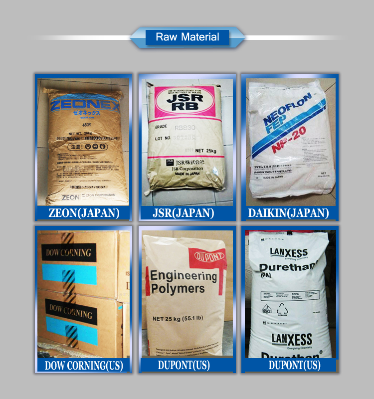 EPDM/NBR/FKM/HNBR/SILICONE Rubber Seals/Sealing Oring