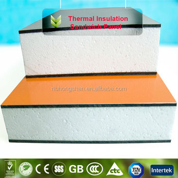 Wholesale best selling thermal insulation pu sandwich for Quick therm insulation cost