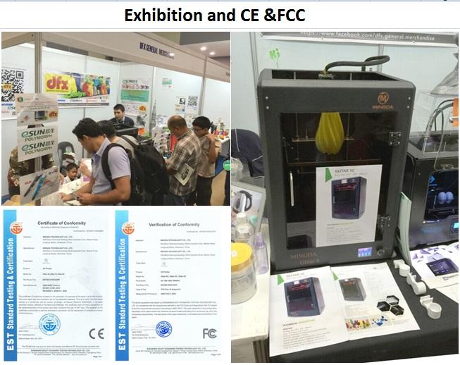 Mingda Glitar 6s 300*300*600mm Large 3d Printer /china ...