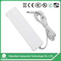 12v 5a external notebook power adapter with safety mark and CE ROHS UL,etc certifications