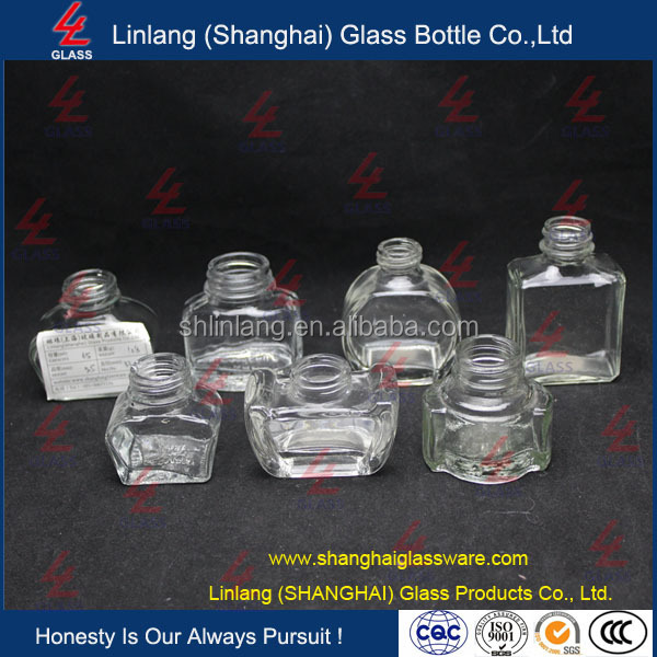Wholesale Manufacturer Empty Ink Glass Bottle