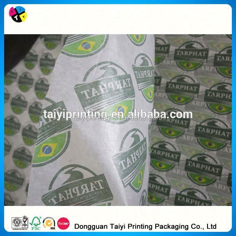 2014 various types of gift wrapping tissue paper sale