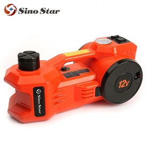 SINO STAR 12V automatic electric car floor jack for suv and 4X4 cars