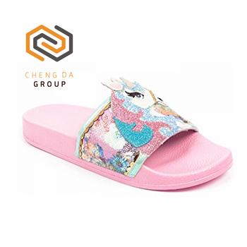 Unicorn Slide Sandals,Slippers Shoes