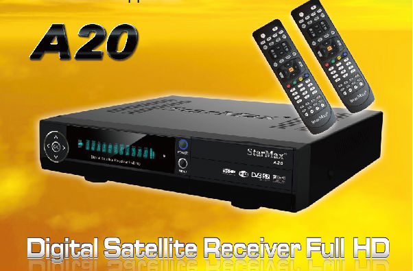 DIGITAL SATELLITE RECEIVER ONE TUNER SHARING