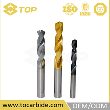 Hot selling tungsten carbide drill, coated solid carbide end mills, victor cnc carbide square end mill