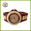 natural watch case wood wood mix colors watch geneva wood
