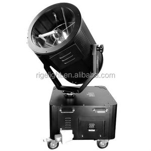 Single head sky rose searching light high power light outdoor light
