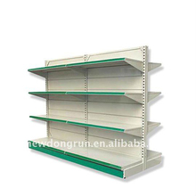 Supermarket equipment gondola supermarket shelving