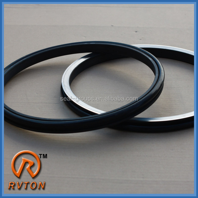 Mechanical Face Seal For Screw Conveyor For Abrasive Materials