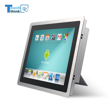 15 inch 3mm bezel rfid ragged android tablet mini PC Taiwan