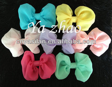 "4"" lady gaga hair bow IN STOCK"