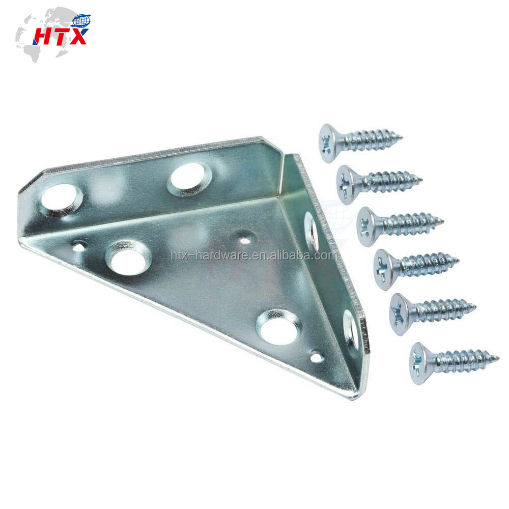 Best selling products galvanized box wrapping corner angle fabrication parts center