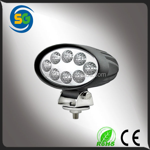 24w Led Koplamp Hot Product Ovale Led Verlichting Voor Motorfiets ...