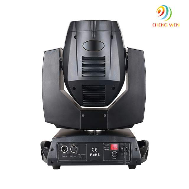 Factory outlet resonable price rotating sharpy used dmx beam lamp 230w 7R moving head light