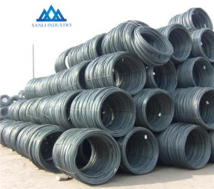 6.5mm steel wire rod sae 1008 jiujiang wire rod steel coil price ton