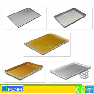 baking cake aluminum tray, custom made baking pans, stainless stell/ aluminium bakery tray