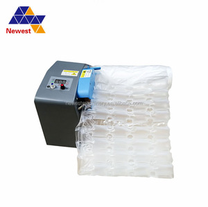 air bubble pouch making machine/air bubble film making machine/inflatable air pillow packing machine