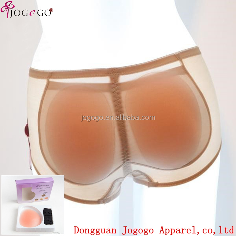 Wholesale Soft Silicone Hip Padded Underwear Butt Lifter Pads