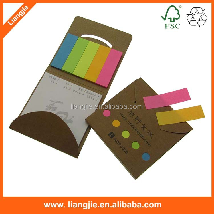 Stationery Set Three Folded Combined Memo Pad,Paper Sticky Notes ...