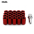 MG Inner Hexagon 20Pcs nuts+1Pcs key Iron Screw Modified Wheel Hub Tire Ring Modification Screw Nut Screw /In Stock