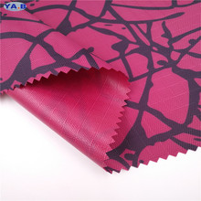 factory outlets nylon ripstop fabric for bag