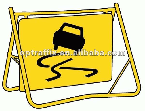 Swing Stand Signs ,Traffic Sign Stands,Roadwrok signage