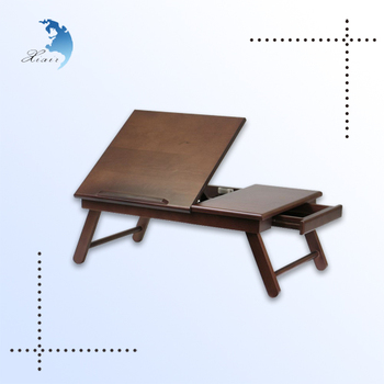 Modern Laptop Table modern customized logo fold small wooden laptop table - buy laptop