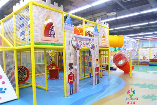 Nueva equipacion lefunland tobogan piscina de bolas for Tobogan piscina ninos