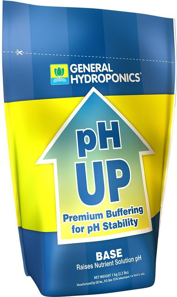General Hydroponics pH Up Dry Fertilizer, 2.2-Pound