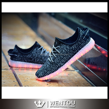 Wholesale Fashion Unisex Led Shoes