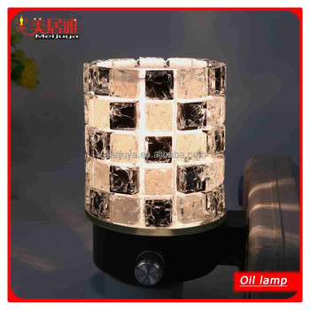 Wholesaler Supplier Electric Plug In Wall Light Oil Lamp