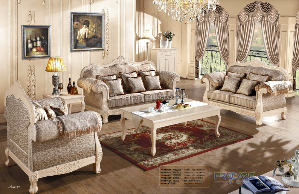 Furniture Living Room Classic Loveseat Rococo Sofa Buy Rococo
