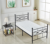 New design metal bed frame double and single