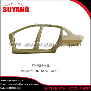 Auto Accessories Steel Cross Member For Peugeot 307 Auto Body Parts ...
