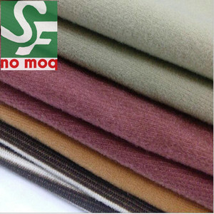 Double Side Brushed Knitted Fabric Thermal Fabric for Hot Sale