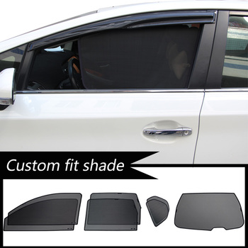 Fit Shade Mesh Car Window Blinds For Lancer Buy Window Blinds