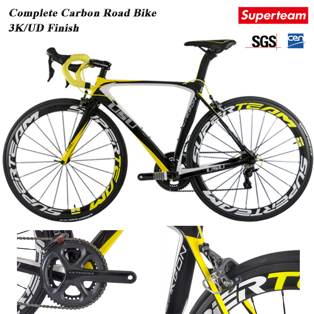 Hot sale complete carbon road bike /22 speed entire carbon road bike/ factory price carbon road bike complete