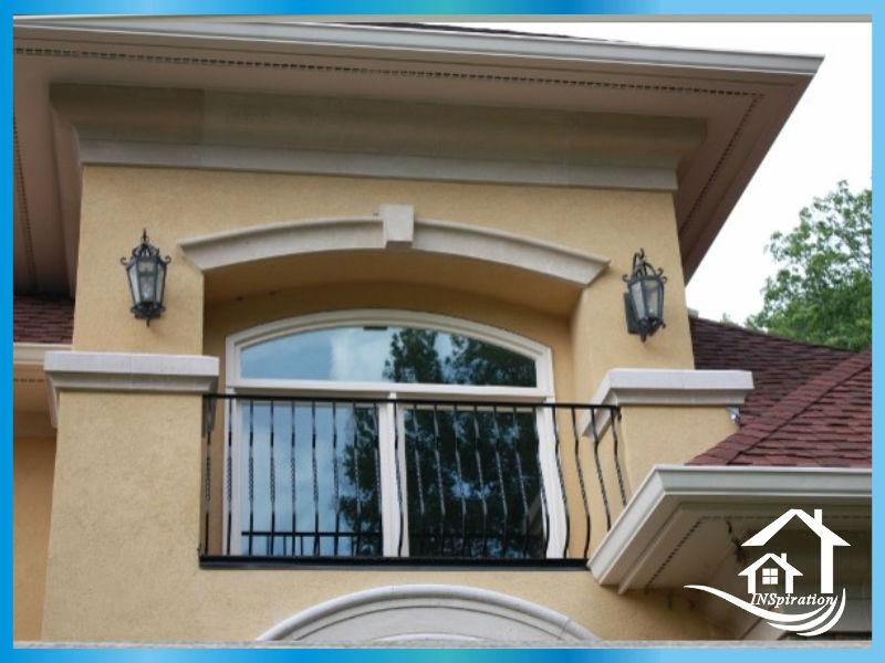 Beautiful Carved Granite Door Frame Design