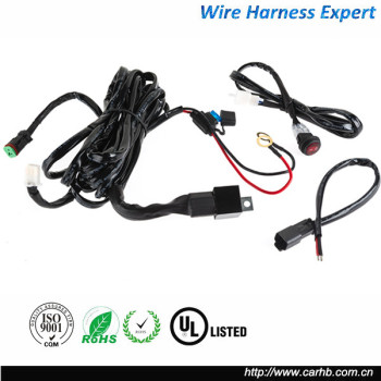 dc 12v car h1 h7 hid xenon conversion kit 80a relay wiring harness 40a fuse  in