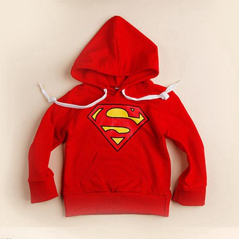 Compra superman chaqueta para chicos online al por mayor