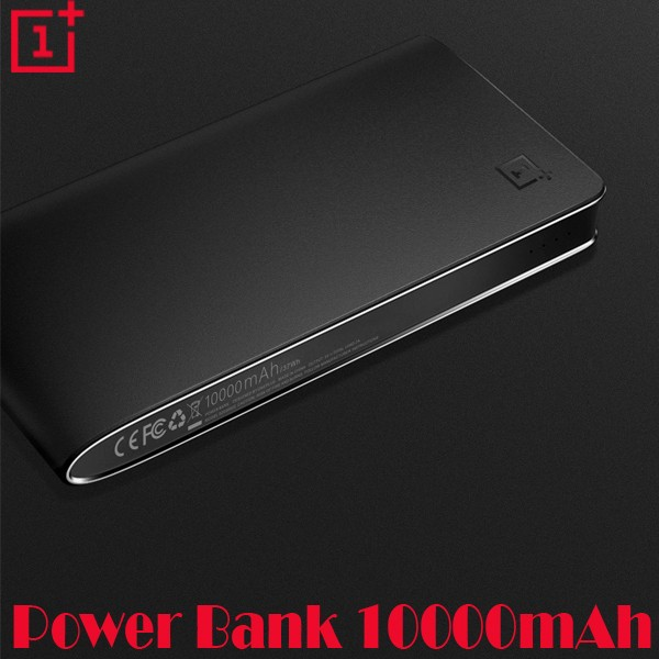 Original Oneplus 10000mah Power Bank External Battery Portable Mobile  Charger Dual Usb Output For Mobile Phone And Tablet Pc - Buy Oneplus  10000mah