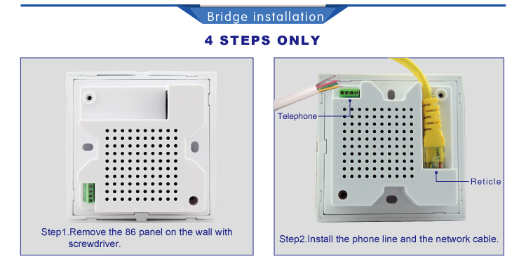 Long Range Wifi Transmitter Indoor In Wall Access Point Ceiling ...