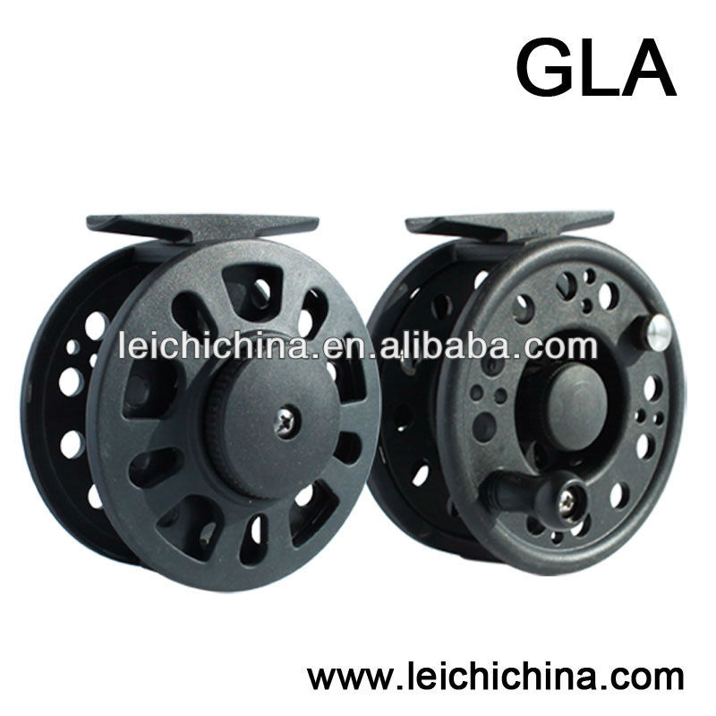 chinese plastic cheap fly fishing reel