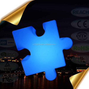 3d puzzle Led lighting