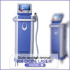 KES factory hot sale large spot fast effective painless 808nm diode laser soprano hair removal machine