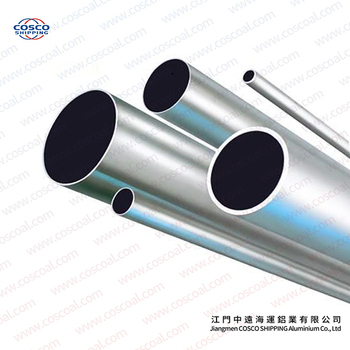 Customized aluminium production aluminium tube
