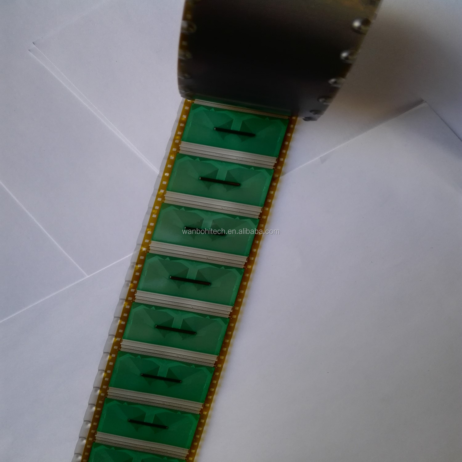 MT3166BVD TAB COF FOG COG FPC LCD module for bonding Samsung LG BOE CHIMEI Sharp lcd opencell